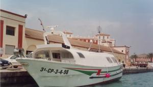 Photo of AMA BEGONA ship