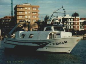 Photo of EL CAMPANERO ship