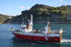 Photo of F/V EGUZKI LORE ship
