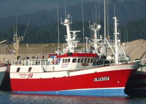 Photo of ANXUELA ship