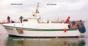 Photo of MARTIN ESTEVEZ ship