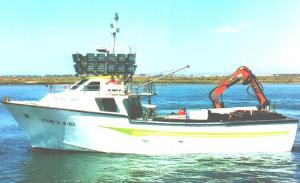 Photo of DE LA MAR ship