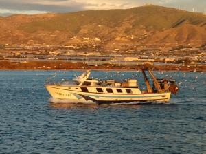 Photo of ISLA ALBORAN TRES ship