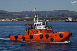 Photo of PUNTA FISTERRA ship