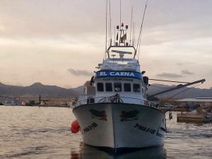 Photo of EL CAENA ship