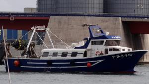Photo of LA GUITA U ship