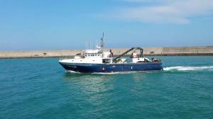 Photo of MASCLET ship