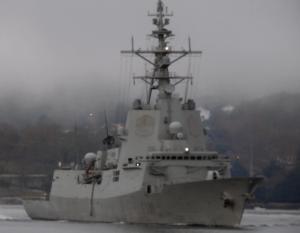 Photo of NATO WARSHIP F101 ship