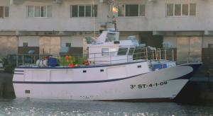 Photo of NUEVO BOSCO ship