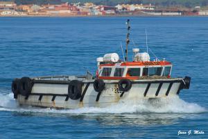 Photo of NADIR CAT ship