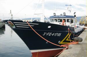 Photo of PUNTA CANDIEIRA ship