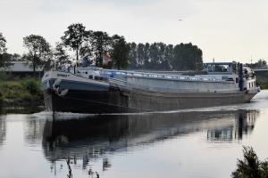 Photo of SPIDO 2 ship