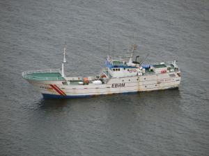 Photo of SIEMPRE BELUSO ship