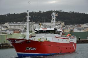Photo of F/V BREOGAN UNO ship