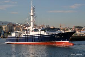 Photo of VB BRONCO ship