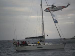 Photo of NAROE ship