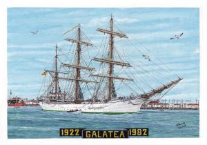 Photo of GALATEA J ship