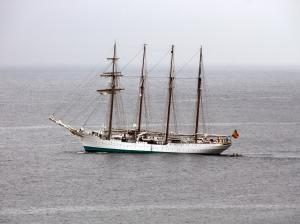 Photo of JS ELCANO ship
