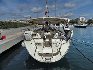 Photo of CODE III ship