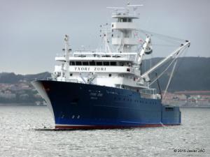 Photo of TXORI ZURI ship