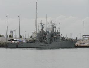 Photo of P26 MEDAS ship