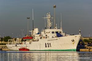 Photo of SPS MALASPINA A-31 ship