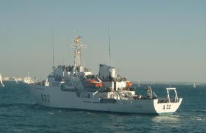 Photo of SPS TOFINO A-32 ship