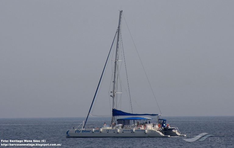 Φωτογραφία του πλοίου FLY BLUE DOS