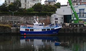 Photo of SIEMPRE BENYJOR ship