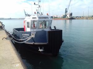 Photo of VB ASTERIX ship