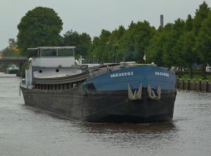 Photo of VAQUEROS ship