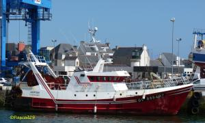 Photo of AGRION ship