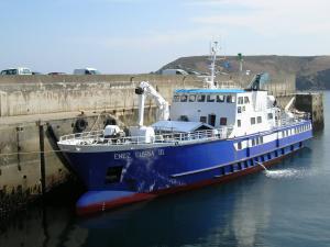 Photo of ENEZ EUSSA 3 ship