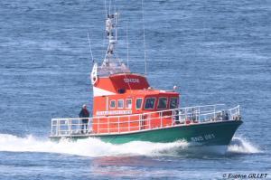 Photo of ILE D'OUESSANT ship