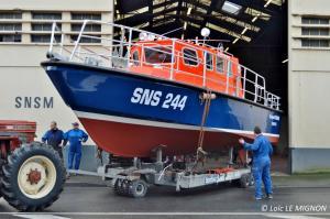 Photo of SNS 244 ship