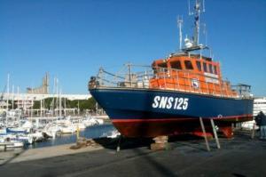 Photo of SNS 125 ship