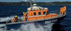 Photo of SNS 260 ship