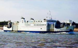 Photo of INSULA OYA 2 ship