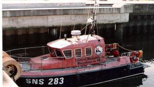 Photo of SNS283 ship