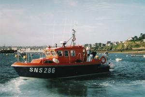 Photo of SNS 286 ship