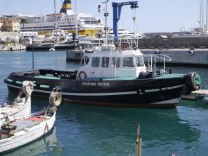 Photo of PILOT BOAT TRITON ship