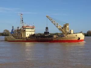 Photo of LA MAQUELINE ship