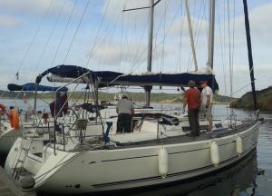 Photo of CIPANGO ship