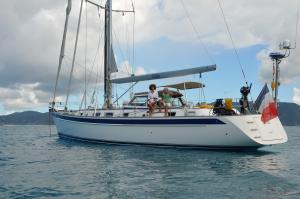 Photo of SALSA ship