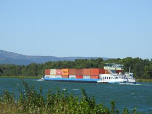 Photo of CAMAEL ship