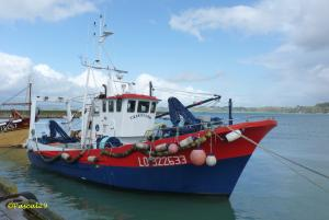 Photo of F/V TXIMISTARRI 2 ship