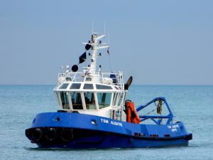 Photo of TSM ALBATRE ship