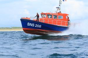 Photo of SNS208 ship