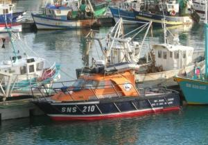 Photo of SNS 210 ship