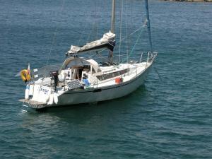 Photo of PEGASE ship